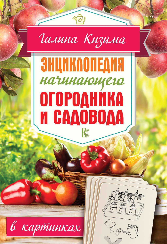 Энциклопедия начинающего огородника и садовода в картинкахТекст