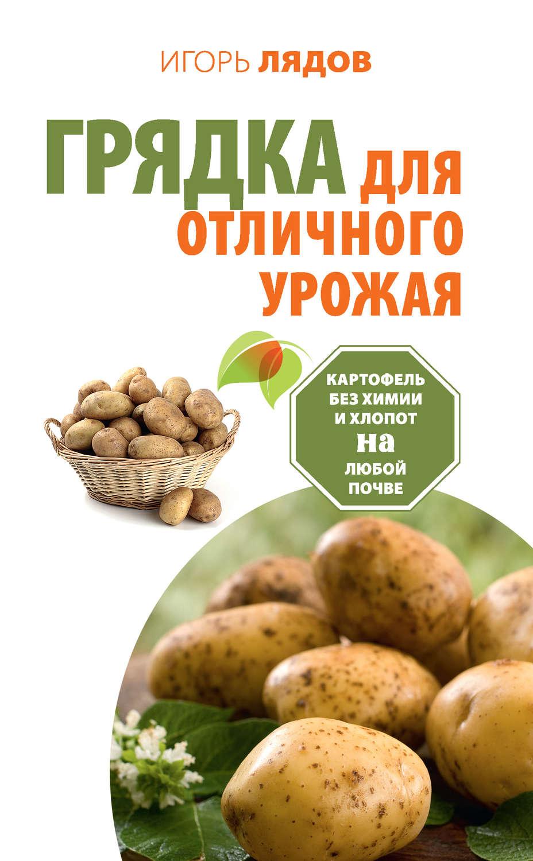 Грядка для отличного урожая. Картофель без химии и хлопот на любой почвеТекст