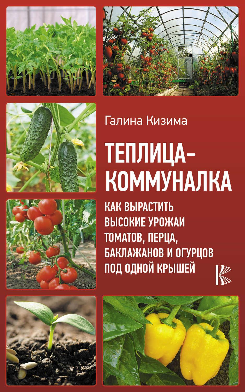 Теплица-коммуналка. Как вырастить высокие урожаи томатов, перца, баклажанов и огурцов под одной крышейТекст