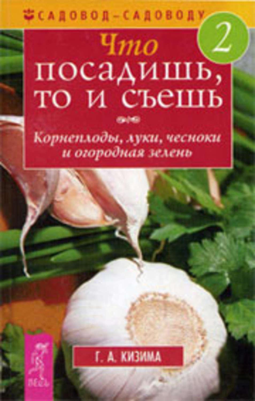 Что посадишь, то и съешь. Часть 2. Корнеплоды, луки, чесноки и огородная зеленьТекст