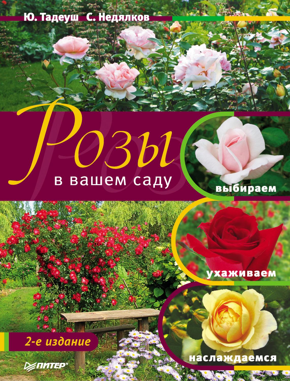 Розы в вашем саду. Выбираем, ухаживаем, наслаждаемсяPDF